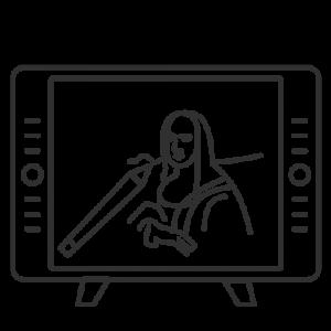 Grafiktablett, pen tablet, pen display